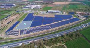 AVRI 1 hectare circulair ingericht plan van LC Energy